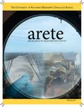 arete (Winter 2017)