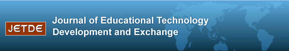 Journal of Educational Technology Development and Exchange (JETDE)