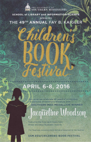 Fay B. Kaigler Children's Book Festival