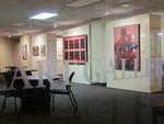 Cook Library Art Gallery, The Door