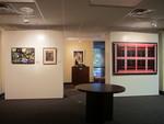 Cook Library Art Gallery (Ivy, Millet, Webb)