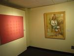 Cook Library Art Gallery (Weathersby, Ferguson)