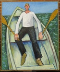 Rower by Warren Dennis