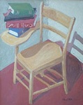 The Empty Chair by Anthony DiFatta