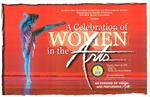 """A Celebration of Women in the Arts"" (poster) by CSRW"