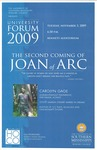 """Carolyn Gage: """" The Second Coming of Joan of Arc"""" by CSRW"""