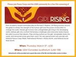 """""""Girl Rising"""" film screening"""