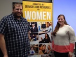 """Kamden Strunk and Amanda Griffin: """"The Campus Climate at Southern Miss for Gender and LGBTQ Issues"""""""
