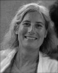 Kathanne Greene, portrait, bw