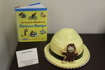 Curious George (Library and Information Science Student Association)