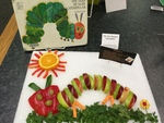 The Very Hungry Caterpillar (Crystal Maleckas and Andreina Guedes)