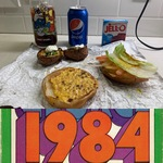 1984 - An Homage to a Year of Food by Jennifer Brannock