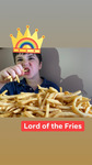 Lord of the Fries by Brooke Cruthirds