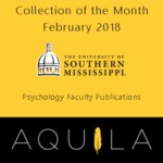 Collection of the Month February 2018
