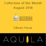 Collection of the Month August 2018