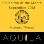 Collection of the Month September 2018