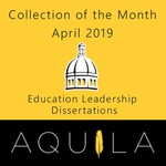 Collection of the Month April 2019