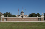 University of Southern Mississippi Centennial Gateway by Elizabeth La Beaud