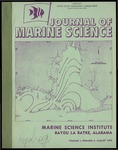 Journal of Marine Science, Vol. 1, No. 2 by Marine Science Institute