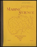 Journal of Marine Science, Vol. 1, No. 1 by Marine Science Institute