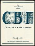 Children's Book Festival by Karen Rowell, Onva K. Boshears Jr., and University of Southern Mississippi