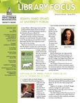 Library Focus (Spring 2014)