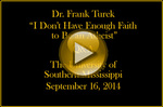 I Don't Have Enough Faith to Be an Atheist - Frank Turek