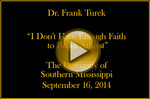 I Don't Have Enough Faith to Be an Atheist Full - Frank Turek