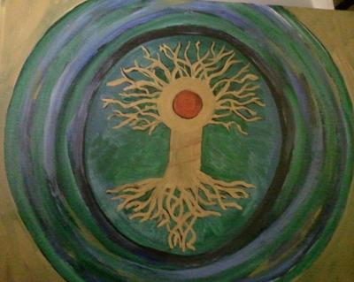 The Tree of Life by Dawne Kennedy