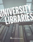 University Libraries Annual Report 2014-2015