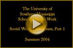 Social Work 15