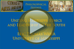 Uniting Mississippi: Ethics and Leadership in the South